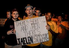 """""""There's strong, and then they're Jaelen Strong"""""""