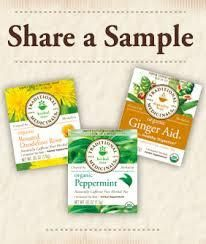 3 Free Samples of Traditional Medicinals Wellness Teas - FREENESS.us