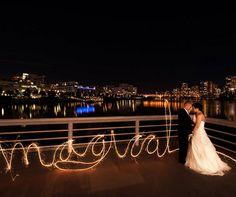 Wedding Sparklers, Wedding Photography, Wedding Photo Ideas, Matt Kennedy || Colin Cowie Weddings