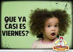 Siiiiii! Ya casí es #Viernes!!!  #PuertoVallarta #Jalisco #Vallarta #PolloFeliz