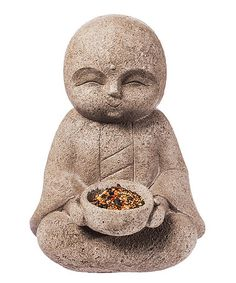 Look what I found on #zulily! Buddha Offering Statue #zulilyfinds