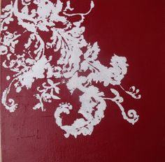 Red Acanthus AG0221   OrientationSquare  MediaAcrylic on Canvas  Artwork Size400mm x 400mm, 40mm thick  Delivery InformationFREE     This is a heavily textured, very unusual artwork, in acrylic on a 3D medium, loosly based on my acanthus design. Done in a very deep red with cream/grey detail, protected by 3 layers of matt varnish,unsigned, ready to hang.      http://www.astburygreen.co.uk/index.php/buy-original-artwork/product/show/cid-716/name-red-acanthus/category_pathway-0.html