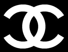 This is a very famous logo that represents the fashion house Chanel. Coco Chanel is one designer who started small and took fashion by storm and who still has a big influence in fashion all over the world. I don't think there is one person in this world who wouldn't recognize this symbol.
