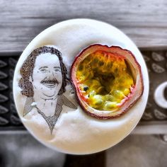 Ron Jeremy's Pornstar Martini by to @ColoLinari (Ig)  in Marbella, Spain🇪🇸 for this exquisite masterpiece😍. (Go follow him for more)