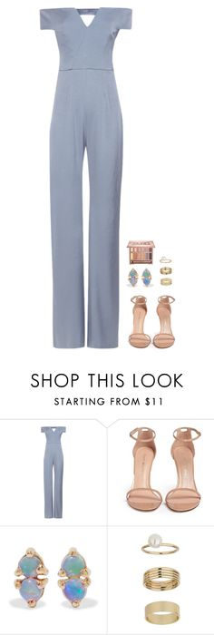 """""""Untitled #957"""" by h1234l on Polyvore featuring Galvan, Stuart Weitzman, WWAKE, Miss Selfridge and Urban Decay"""