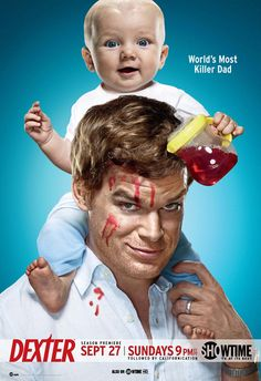 Since Dexter is fictional, we don't think this celebrates real harm