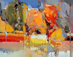 Josef Kote Original Acrylics on Canvas - S 9
