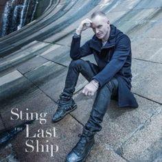 Sting The Last Ship Vinil LP A&M Records Scott Hull Masterdisk prensagem EU Melhor Música Nova 2013 - Vinyl Gourmet