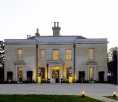 Set in the heart of the New Forest, Lime Wood Hotel provides laid-back luxury for the perfect getaway. Enjoy the spa and signature restaurant. Classical Architecture, Architecture Details, Interior Architecture, Interior Design, Beautiful Buildings, Beautiful Homes, Facade Design, House Design, Mansion Homes