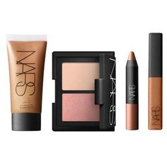 NARS Summer 2012 Makeup Kit Info, Photos Prices ❤ liked on Polyvore featuring beauty products, makeup, beauty, cosmetics, accessories, maquiagem and nars cosmetics