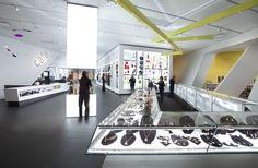 Denver Art Museum, Museum Shop / Roth Sheppard Architects