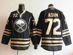 Buffalo Sabres 72 Luke ADAM Home Jersey