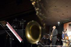 """Wayne Escoffery """"Standards"""", hotel Plaza, lunedì 9 novembre - scatto di Massimo Norbiato per Fotoclub Padova"""