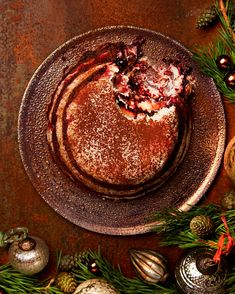 Yotam Ottolenghi's spiced cranberry and red wine tiramisu Yotam Ottolenghi, Ottolenghi Recipes, Xmas Food, Christmas Cooking, Christmas Desserts, Vegan Christmas, Christmas Lunch, Holiday Dinner, Christmas Holiday