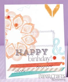 Card Creations Vol. 12   International Appeal