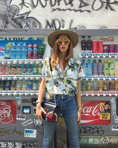 66 Ideas Fashion Clothes Summer Bathing Suits For 2019 Fashion Week, Trendy Fashion, Boho Fashion, Fashion Dresses, Fashion Clothes, Womens Fashion, Outfits Con Camisa, Outfits Mujer, Hawaii Outfits