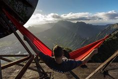 """Need a hammock? Here's the best chance for you to get one AND spread the hammock love  Buy one get one free hammocks!  Here's how it works:  1. Head over to Amazon.com 2. Search for """"camping hammock"""". 3. Find the Serac Classic listing it should be on the 2nd or 3rd page. 4. Pick 2 hammocks (golden state yellow or campfire red). Add both to your cart. 5. When you check out use coupon code: AUXR7NTP. You'll see see $39.95 reduced from your total.  Happy hammocking"""