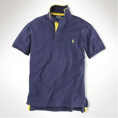 Polo Ralph Lauren particulière Slim Custom-Fit-Tipped Collier Marine 828aba15ee92