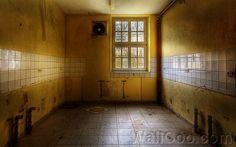 Urban Exploring : The Beauty of Urban Decay (Vol.03) - Empty Kitchen