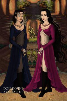 Thalia and Drew Lotr Style By Morgan D Jackson
