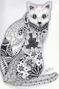 gato patchwork