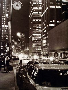 1960's New York City Manhattan