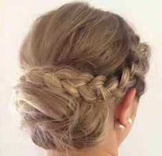 Pretty hair idea I found on Instagram