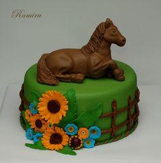 How to make horse cake | Torty Ramira