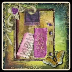 Altered Book for Diane