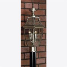 """2 Light Post Lantern by Quoizel. $142.99. Step into a whole new world of selection with the 21 H Newbury Outdoor Post Lantern by Quoizel. A perfect fit at an incredible price. Shop Now."""""""
