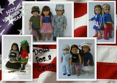 """Dolls for a Cause presents...""""Not all heroes wear capes""""! EBay auction starting and ending June 15th!"""