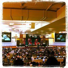 Saddleback Church... home