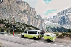 Caravan, Conversion Van, Vw T5, Camping, Van Life, Offroad, Trailers, Videos, Outdoor