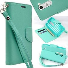 LG Power Case, LG Leon LTE Wallet Case - SOGA® PU Leather Magnetic Flip Wallet Case for LG Power L22C (Straight Talk) / Leon LTE C40 (Metro PCS, T-Mobile) / Destiny L21G (Tracfone) - Teal [SWD45], http://www.amazon.com/dp/B00Y3QHCX0/ref=cm_sw_r_pi_awdm_PrRXvb16Q2BJC