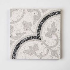 Named for one of the most recognizable players in Canadian hockey history, the Guy La Fleur is one of the most recognizable classic patterns in cement Encaustic Tile, Tile Design, Color Shades, Sacred Geometry, Cement, Classic Style, Neutral, Traditional, Contemporary