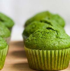 Spinach Muffins  @Debbie Goolsby show these to Blake