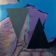 """Saatchi Art Artist Hannah Weatherhead; Painting, """"Visual Glitch"""" #art"""