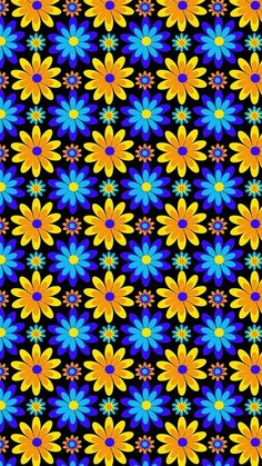 Funny Phone Wallpaper, Flower Phone Wallpaper, Cellphone Wallpaper, Flower Backgrounds, Wallpaper Backgrounds, Colorful Backgrounds, Sunflower Wallpaper, Colorful Wallpaper, Graffiti Kunst