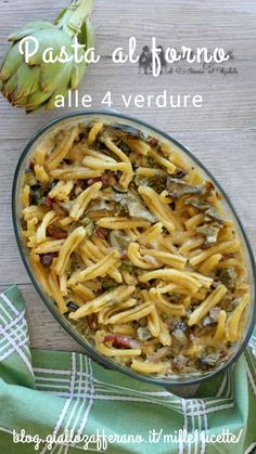 Italian Dishes, Italian Recipes, Happy Foods, Pizza, How To Cook Pasta, Diy Food, I Love Food, Pasta Salad, Food And Drink