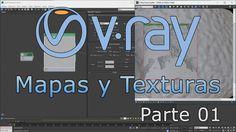 Mapas y texturas Parte 01 - Bump y NormalMap en Vray