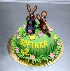 Dětský narozeninový dort na zakázku z cukrárny Moje cukrářství Birthday Cake, Food, Birthday Cakes, Essen, Meals, Yemek, Cake Birthday, Eten