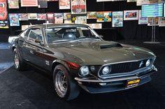 boss 429 | All original, unrestored 1969 Ford Mustang Boss 429 sells for $550,000 ...