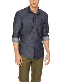 Reversed Seam Shirt by Steven Alan on Gilt.com