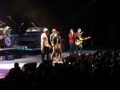 Midnight Red 12/5/13 Mohegun Sun Arena, Wilkes-Barre PA