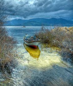 Bafa Lake by Nejdet Duzen on flickr