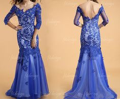 really cool lace bridesmaid dress- very glam