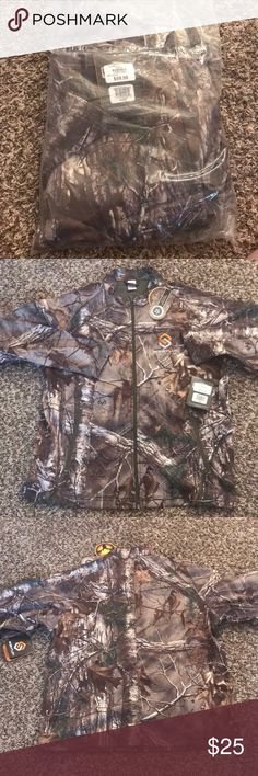 Scentlock hunting jacket New! With tags! Jackets & Coats Performance Jackets