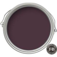 Farrow & Ball Estate No.222 Brinjal - Emulsion Paint - 2.5L