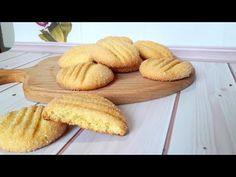 Самое вкусное и самое быстрое печенье. Готовлю каждый день. - YouTube Pastry Cake, Biscotti, Cornbread, Almond, Food And Drink, Candy, Cookies, Baking, Ethnic Recipes