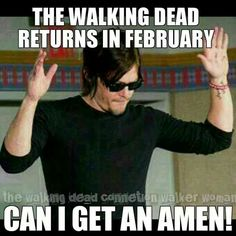 Go Daryl! The walking dead returns in february Walking Dead Returns, Walking Dead Funny, Walking Dead Zombies, The Walking Dead 3, Charlie Chaplin, I Love Series, The Walk Dead, Daryl Dixon, Best Shows Ever